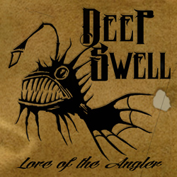 "Deep Swell - ""Lore Of The Angler"" CD cover image"