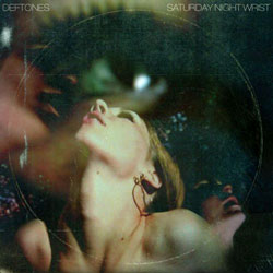 "Deftones - ""Saturday Night Wrist"" CD cover image - Click to read review"