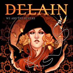 "Delain - ""We Are The Others"" CD cover image - Click to read review"
