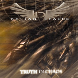 "Delian League - ""Truth In Chaos"" CD cover image - Click to read review"