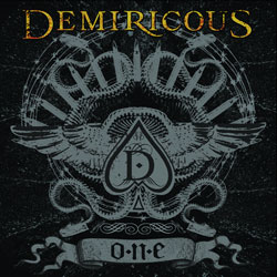 "Demiricous - ""One (Hellbound)"" CD cover image"