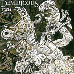 "Demiricous - ""Two (Poverty)"" CD cover image"