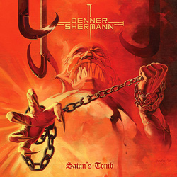 "Denner/Shermann - ""Satan's Tomb"" CD cover image"