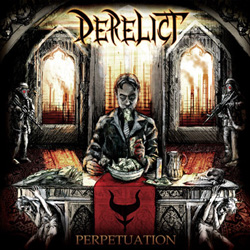 "Derelict - ""Perpetuation"" CD cover image"