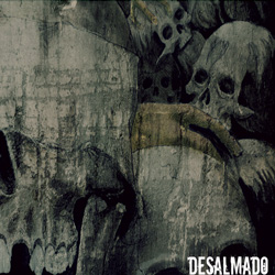 "Desalmado - ""Desalmado"" CD cover image - Click to read review"