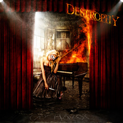 "Destrophy - ""Cry Havoc"" CD cover image"