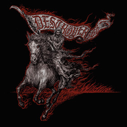 "Destroyer 666 - ""Wildfire"" CD cover image - Click to read review"