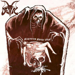 "Devil - ""Magister Mundi Xum"" CD/EP cover image"