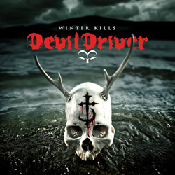 "Devildriver - ""Winter Kills"" CD cover image - Click to read review"