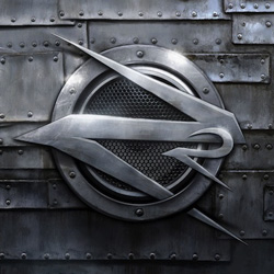 "Devin Townsend - ""Z²"" CD cover image - Click to read review"