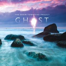 "Devin Townsend Project - ""Ghost"" CD cover image - Click to read review"