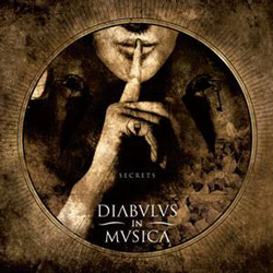 "Diabulus in Musica - ""Secrets"" CD cover image - Click to read review"