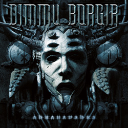 "Dimmu Borgir - ""Abrahadabra"" CD cover image - Click to read review"