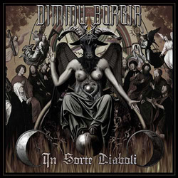 "Dimmu Borgir - ""In Sorte Diaboli"" CD cover image - Click to read review"