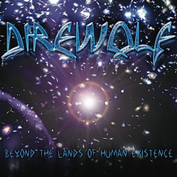 "Direwolf - ""Beyond the Lands of Human Existence"" CD cover image - Click to read review"