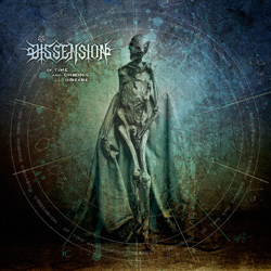 "Dissension - ""Of Time And Chronic Disease"" CD cover image - Click to read review"