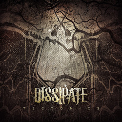 "Dissipate - ""Tectonics"" CD cover image - Click to read review"