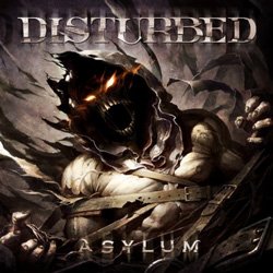 "Disturbed - ""Asylum"" CD cover image"