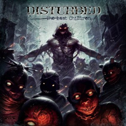 "Disturbed - ""The Lost Children"" CD cover image"