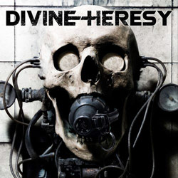 "Divine Heresy - ""Bleed The Fifth"" CD cover image - Click to read review"