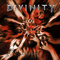 "Divinity - ""Allegory"" CD cover image - Click to read review"
