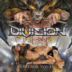"Division - ""Control Issues"" CD cover image"