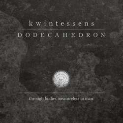 "Dodecahedron - ""Kwintessens"" CD cover image"
