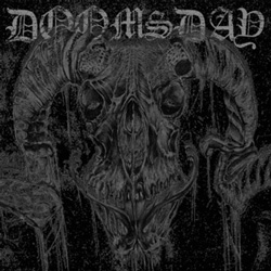 "Doomsday - ""Doomsday"" CD/EP cover image - Click to read review"