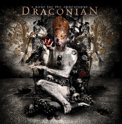 "Draconian - ""A Rose for the Apocalypse"" Digipak cover image"