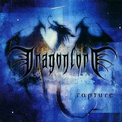 "Dragonlord - ""Rapture"" CD cover image"