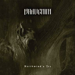 "Draugnim - ""Northwind's Ire"" CD cover image - Click to read review"