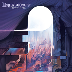 "Dreadnought - ""Bridging Realms"" CD cover image"
