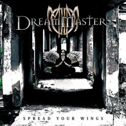 "Dream Master - ""Spread Your Wings"" CD cover image - Click to read review"