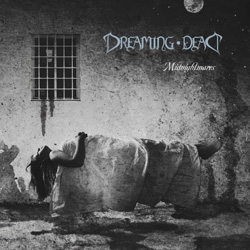 "Dreaming Dead - ""Midnightmares"" CD cover image"