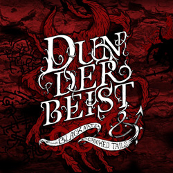 "Dunderbeist - ""Black Arts & Crooked Tails"" CD cover image - Click to read review"