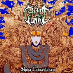 "Dying Out Flame - ""Shiva Rudrastakam"" CD cover image"