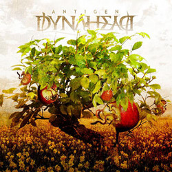 "Dynahead - ""Antigen"" CD cover image - Click to read review"
