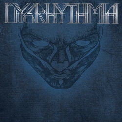 "Dysrhythmia - ""Psychic Maps"" CD cover image"