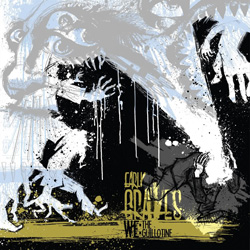 "Early Graves - ""We: The Guillotine"" CD cover image - Click to read review"