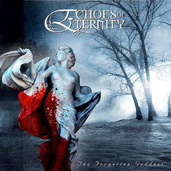 "Echoes of Eternity - ""The Forgotten Goddess"" CD cover image - Click to read review"