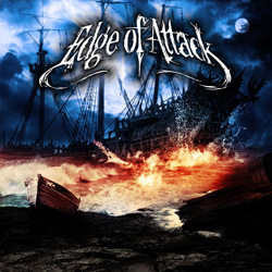 "Edge Of Attack - ""Edge Of Attack"" CD cover image - Click to read review"