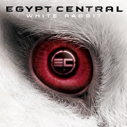 "Egypt Central - ""White Rabbit"" CD cover image - Click to read review"