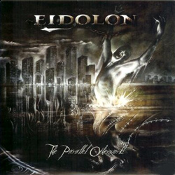 "Eidolon - ""The Parallel Otherworld"" CD cover image - Click to read review"
