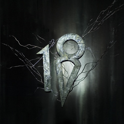 "Eighteen Visions - ""Eighteen Visions"" CD cover image"