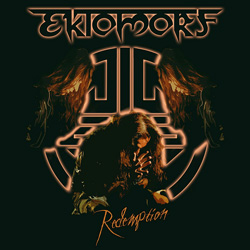 "Ektomorf - ""Redemption"" CD cover image"