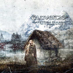 "Eluveitie - ""Everything Remains As It Never Was"" CD cover image"