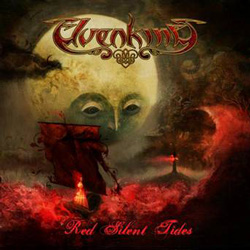 "Elvenking - ""Red Silent Tides"" CD cover image"