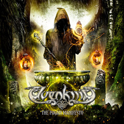 "Elvenking - ""The Pagan Manifesto"" CD cover image"