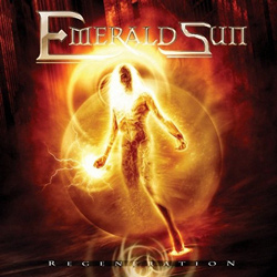 "Emerald Sun - ""Regeneration"" CD cover image"