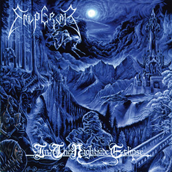 "Emperor - ""In The Nightside Eclipse (20th Year Anniversary)"" CD cover image"